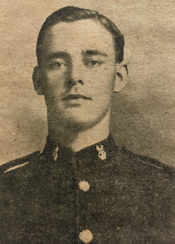 Sergeant E S Mussell